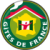 logo gites de france small